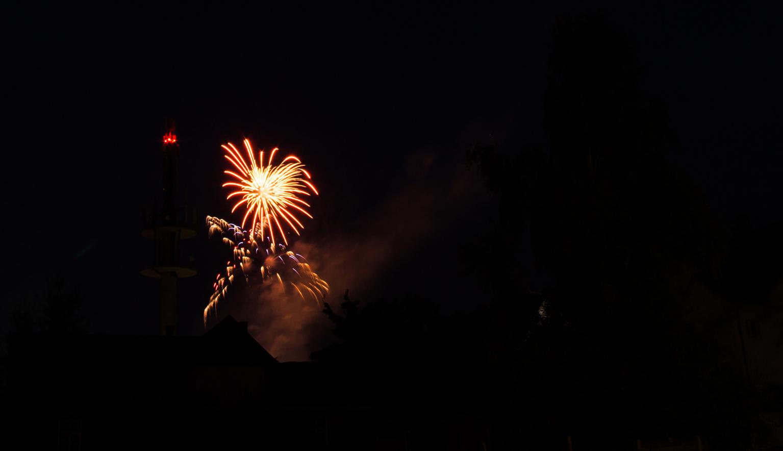 Einfach Bilder – ID4-Feuerwerk