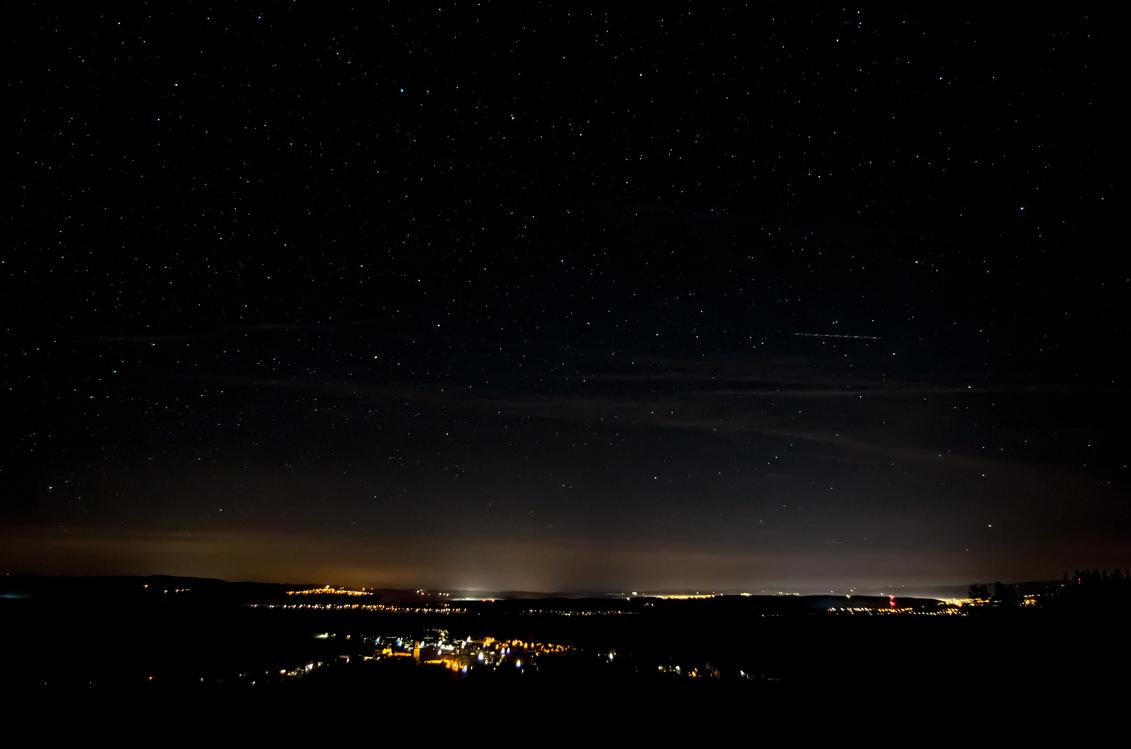 Einfach Bilder – Oberpfälzer Nachthimmel