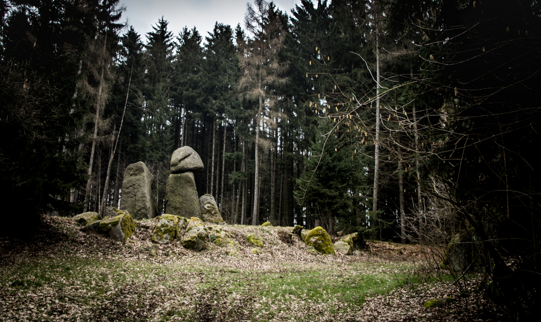 Der Hohle Stein bei Pfaffenreuth