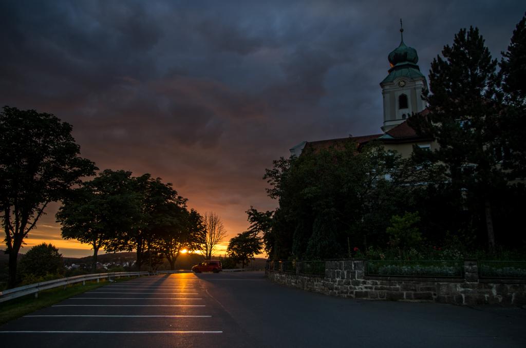 Sonnenuntergang am Felix – den Sommer genießen!