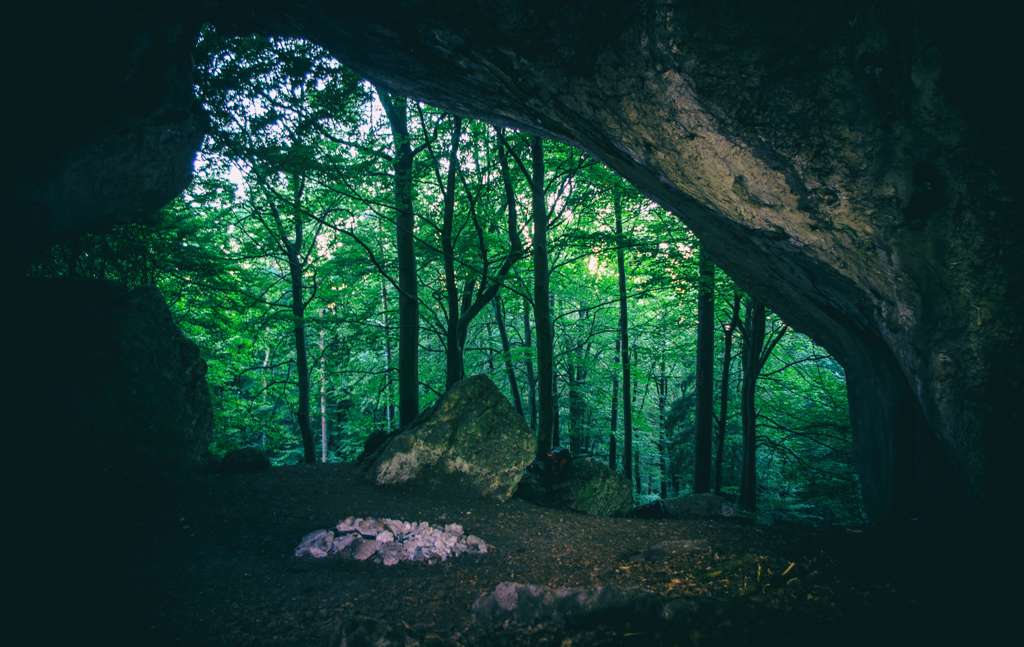 Wenn um kurz nach 18 Uhr das Telefon klingelt – die Sonnenuhr-Höhle bei Königstein