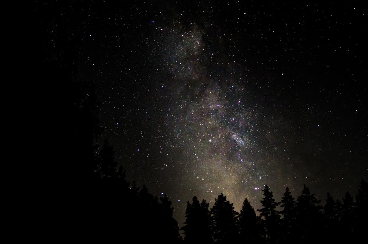 Sommerzeit – Milchstraßenzeit