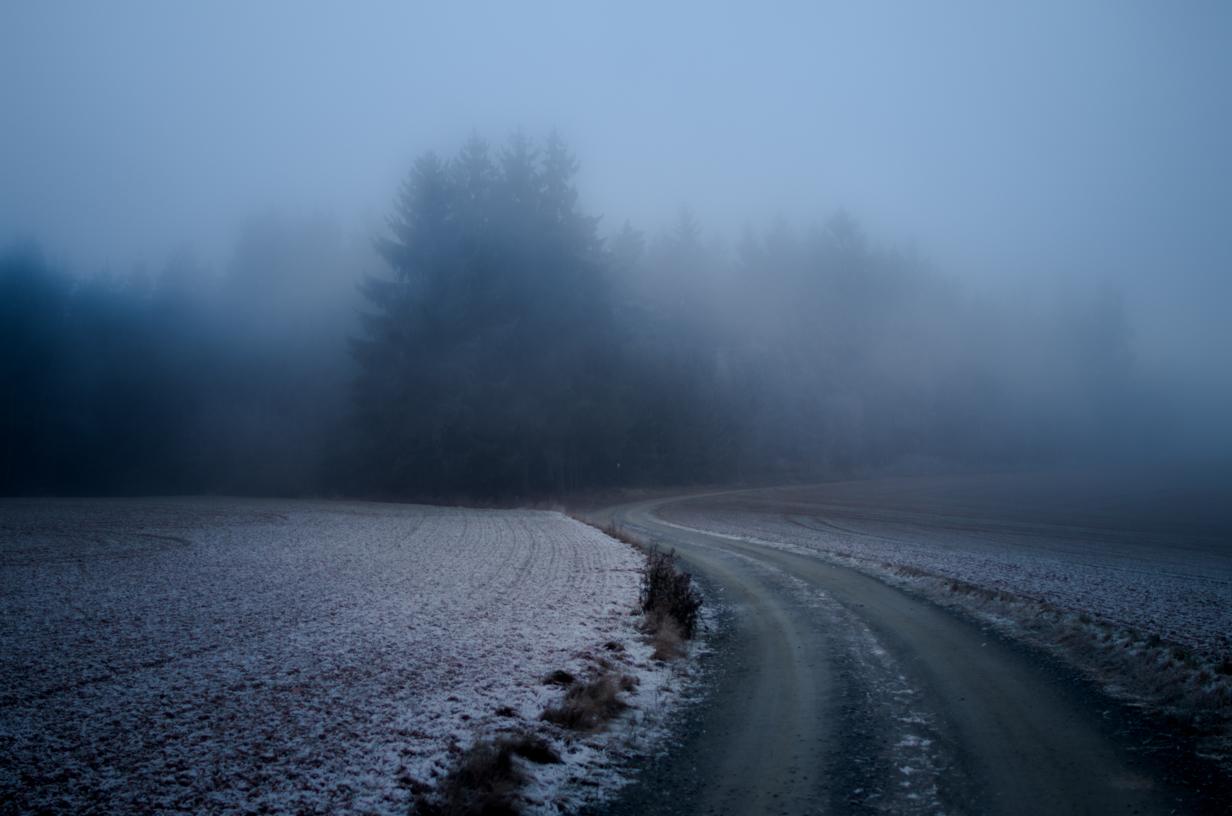 Kurze trübe Tage, lange kalte Nächte – die Zeit der Rauhnächte ist da