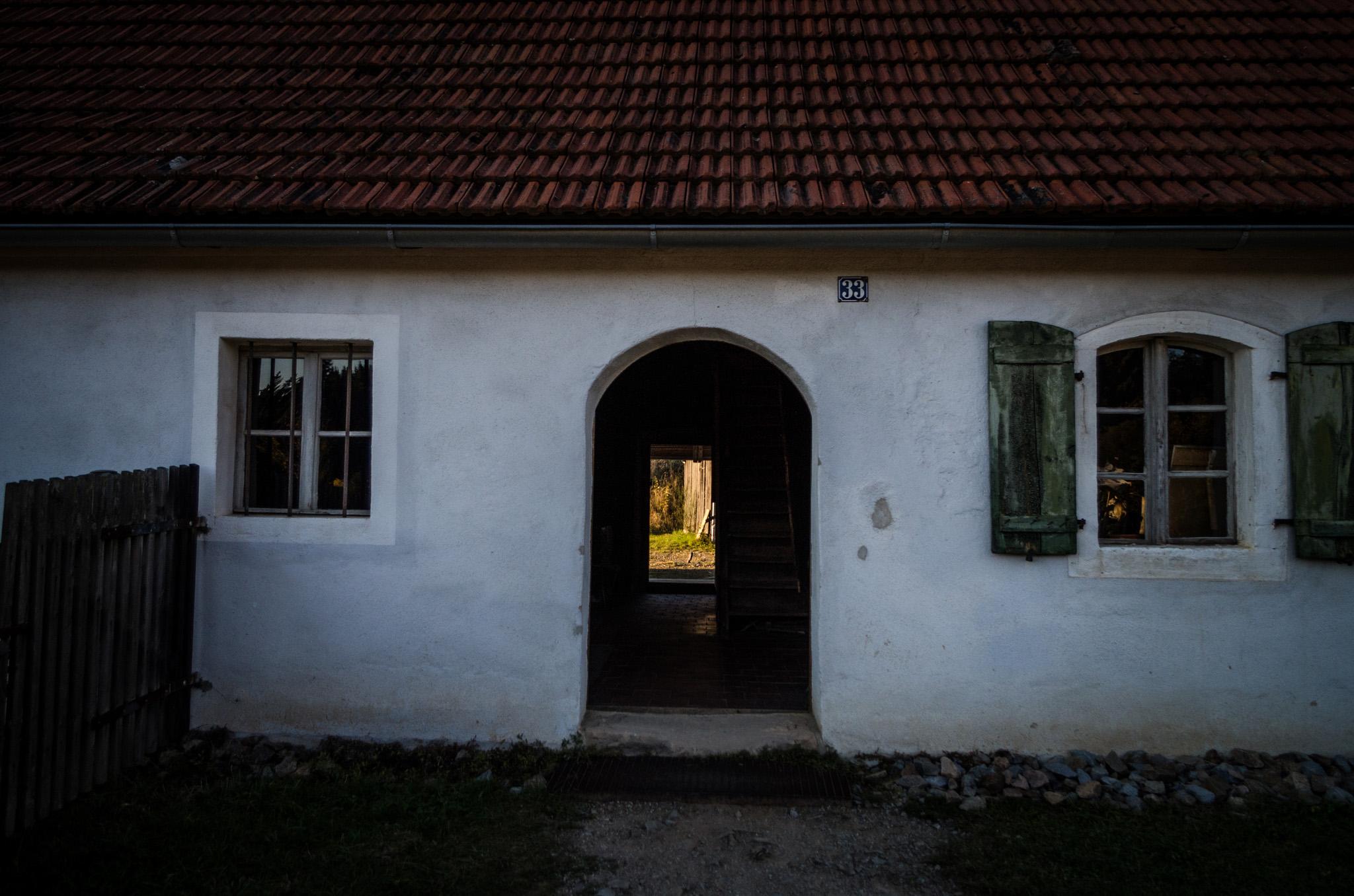 """Herbst im Museum – eine kleine Tour durch """"Neusath-Perschen"""""""
