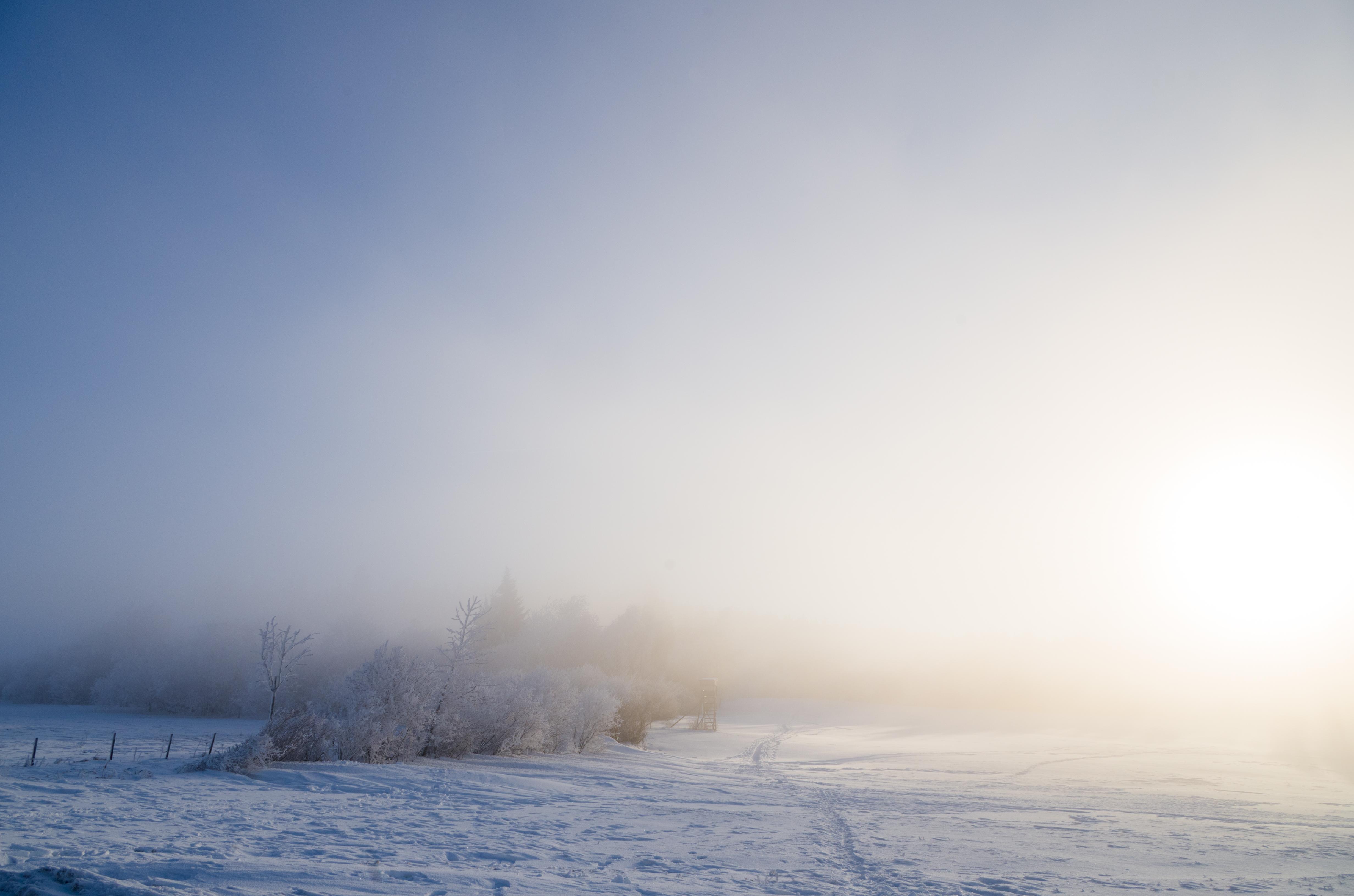 Einfach Bilder – ein bisschen mehr Winter