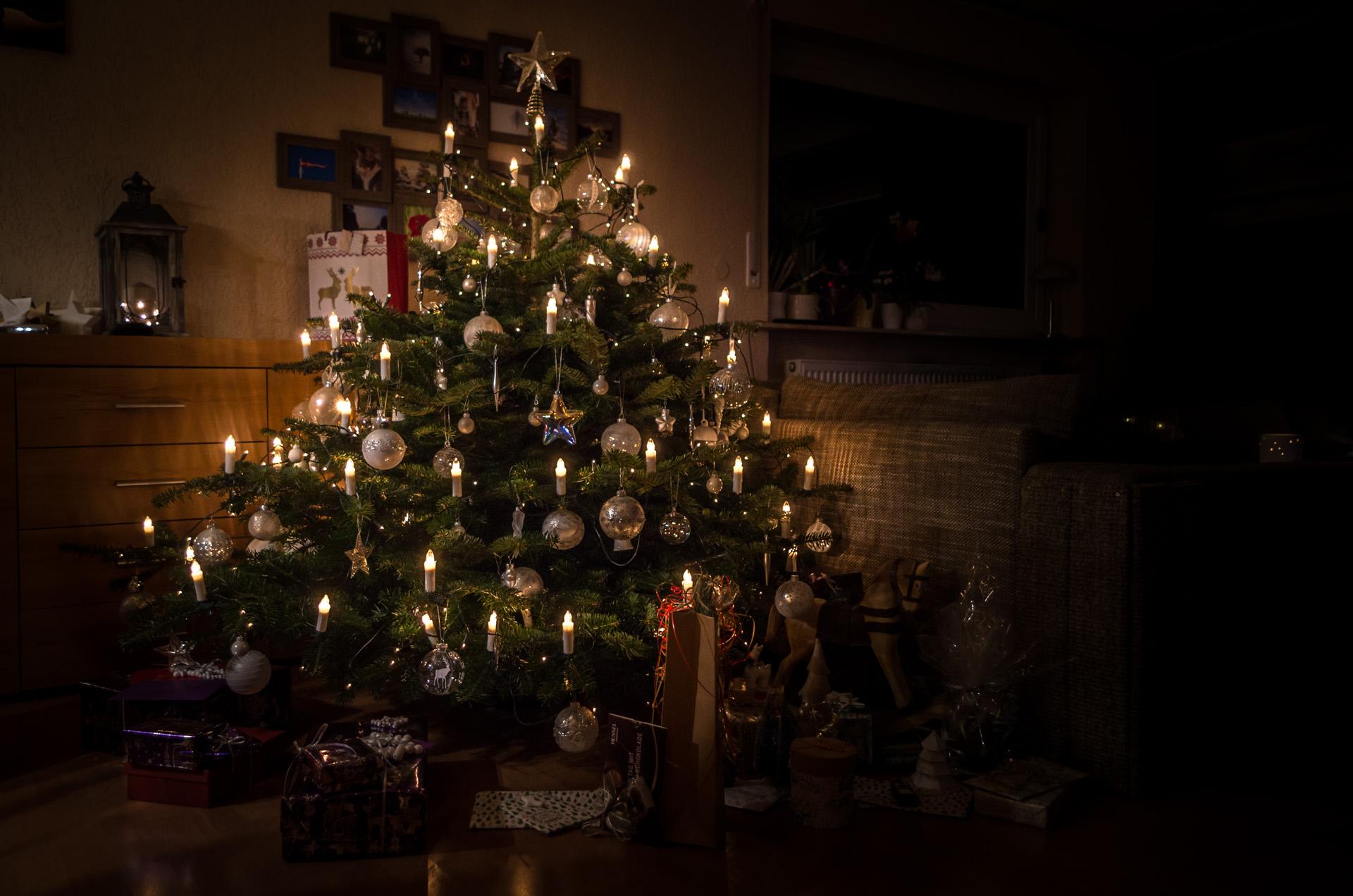Und auf einmal ist Weihnachten rum…