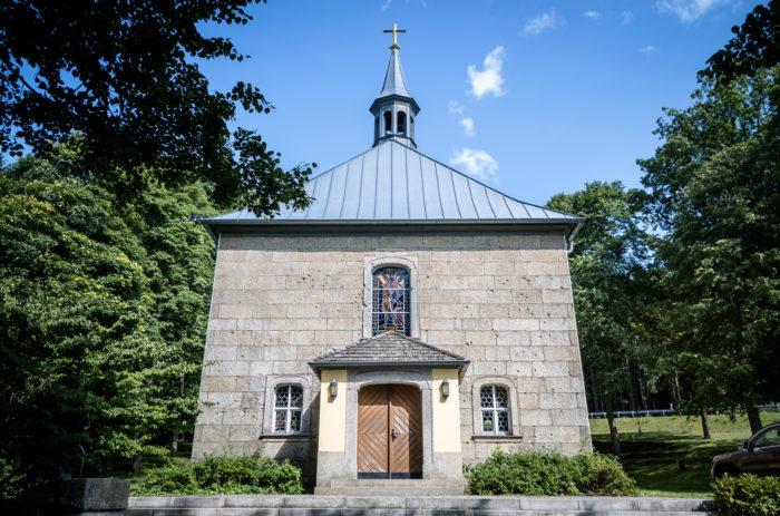 Steinbergkirche Bärnau
